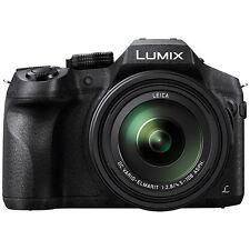 Panasonic DMC-FZ330EBK Bridge Camera with 25-600mm LEICA Lens, 4K Ultra HD, 12MP