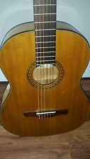 ARIA MODEL 791 VINTAGE CLASSICAL GUITAR MAPLE BACK AND SIDES