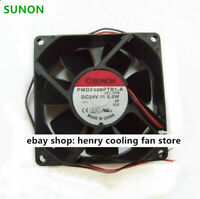 Original SUNON PMD2408PTB1-A Fan  DC 24V 5W 80*80*25mm Inverter cooling fan