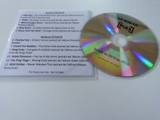 BILLY IDOL - MARK LANEGAN BAND - TING TINGS  RARE  CD  PROMO FRANCE!!!!!!!