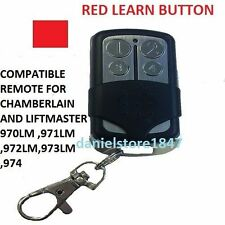 971LM 973LM LiftMaster Sears Four Button Security + Remote 390mhz Transmitter