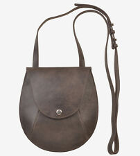 NWT Most Wanted USA Leather Torie Gray crossbody bag purse $140