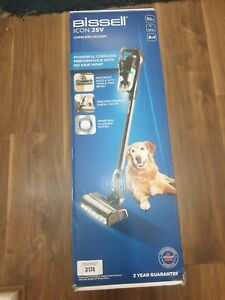 Bissell Icon 25V Cordless Vacuum Cleaner 2602B!