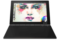 "Lenovo ZA0V0035US Yoga Book 10.1"" FHD Touchscreen Atom x5-Z8550 1.44GHz 4GB RAM"
