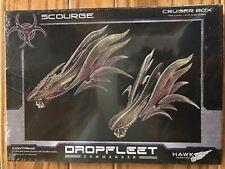 Dropfleet Commander: The Scourge Cruiser Box ADD'L ITEMS SHIP FREE