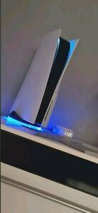 Standfuss für Playstation 5 mit LED RGB über USB mit Handcontroller Snapseller