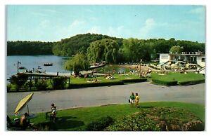 Williams Lake Hotel, Rosendale, NY Postcard *6V(2)34