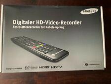 NEU Samsung SMT-C7200 (320 GB) Digitaler Festplatten-Recorder mit 4 Tuner NEU