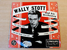 """EX- !! Wally Scott & His Orchestra/The Night Ride/1955 Philips 7"""" Single"""
