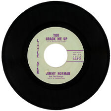 "JIMMY NORMAN And The VICEROYS  ""YOU CRACK ME UP""   NORTHERN SOUL LISTEN!"