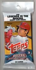 2018 Topps Update Auto/Jersey Hot Pack Juan Soto/Shohei Ohtani/Acuna/Torres?