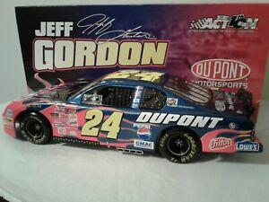 Jeff Gordon 2002 #24 Dupont Monte Carlo 1 of 4008  1:18