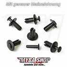 15 x GANCIO CLIP BMW e30 e36 e46 e39 e38 Z1 BMW 3 5 7 x 5 x 6 Z3 Z4 black CLIPS