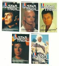 13 *MINT* 1979 STAR TREK THE MOTION PICTURE STTMP PAULS ICE CREAM STICKERS PSA!!
