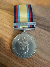 More details for gulf war medal