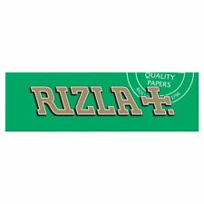 100x Rizla Green Medium Regular Cigarette Rolling Papers 100% Genuine Rizzla UK