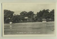 iw0092 - Caravan Park , St Helens , Isle of Wight - postcard by Dean