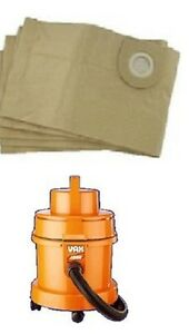 Vax 6131T, 6151F, 6151T  Hoover Bags Paper Vacuum Cleaner Dustbags x 4 FREE POST