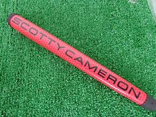 Scotty Cameron Standard Grip Putter Grip Red Studio Design Red Small Size NEW