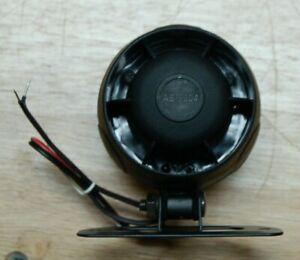 Audiovox AS-9904 Mini Car Alarm Siren Prestige Pursuit - AS9904 - OPEN BOX