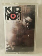 "KID FROST ""Hispanic Causing Panic"" CASSETTE"