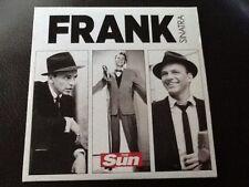 FRANK SINATRA . RARE RECORDINGS . PROMO ISSUE  10 track NR. MINT C.D.