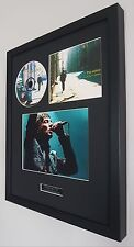 The Verve-Lucky Man-Framed Original CD- Plaque-Certificate-Richard Ashcroft