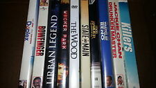 DVD Wholesale Lot Count of 10 B