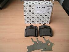 Genuine Citroen C5 Rear Brake Pads