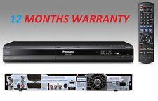 Panasonic DMR-EX768 DVD HDD Recorder 160GB HDMI Freeview MultiRegion Digital PVR