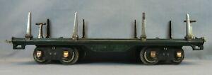 Vintage 1927 Lionel Standard Gauge Prewar #511 Flatcar - NO LOAD - GC