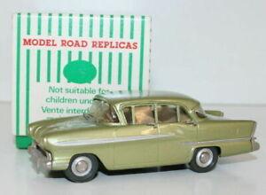 Model Road Replicas 1/43 Scale - Vauxhall Victor F Type - Met Lt Green