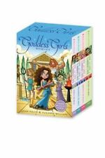 Goddess Girls Books #1-