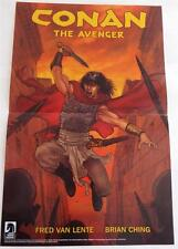 New Conan The Adventurer / Lone Wolf & Cub Double Sided Promotional Poster