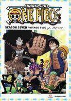 ONE PIECE: SEASON SEVEN VOYAGE TWO - DVD - Region 1 - Sealed