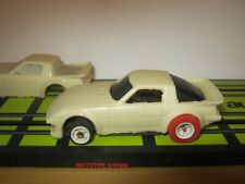 Mazda tuner H.O. scale resin slot car body fits G+ narrow chassis
