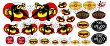 Buzzard Bomber Tether Car Plane Boat Racer Toy Vehicle Waterslide Decal Set