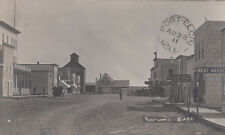 RP: ROSETOWN , Sask. , Canada , 1911 ; Main Street