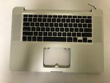 """MacBook Pro 15"""" A1286 2010 Palmrest Keyboard Right Speaker & Sub 30day WARRANTY"""