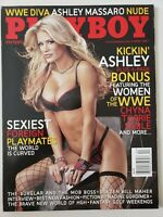 PLAYBOY MAGAZINE April 2007 WOMEN OF THE WWE ISSUE! ASHLEY! CHYNA! SABLE! TORRIE