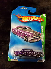 "HOT WHEELS TREASURE HUNT  T HUNT ""CUSTOM 53' CHEVY"" 07 of 12  2009  ""V"""