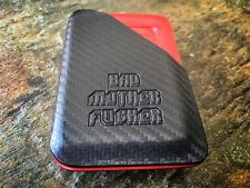 """Kydex Wallet With Money Clip """"BAD MOTHER F@CKER"""" BMF"""