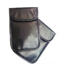"RFID jammer PU bag for 6"" signal jammer radiation jammer case GPS blocker bag"