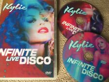 Kylie Minogue Intimate Disco Complete Special dvd+cd
