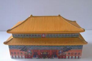 A Beautiful Oriental Music Box The Palace Museum Forbidden City (1991)