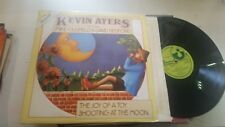 Kevin Ayers Joy of a Toy Shooting at the Moon Harvest UK SHDW407 2 lp '75 rare!