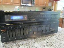 Marantz Stereo Tuner/Amplifier TA-52 Stereo Receiver! Tested Rare & COOL!!
