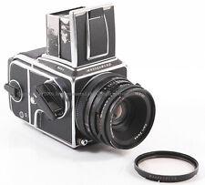 Good Hasselblad 503cxi+CF 80mm f/2.8+A12 6X6 Film Back