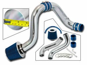 BCP BLUE 94-01 Acura Integra GSR 1.8L Cold Air Intake Racing System + Filter