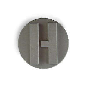 Mishimoto Oil Filler Cap Hoonigan (Silver) fits Mazda fits Kia Cee'D 1.6 (ED)